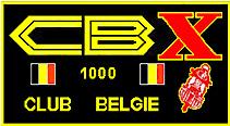 Honda CBX 1000 Club Belgien