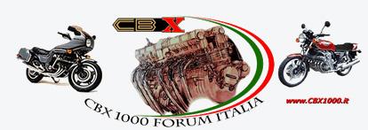 Honda CBX 1000 Forum Italien