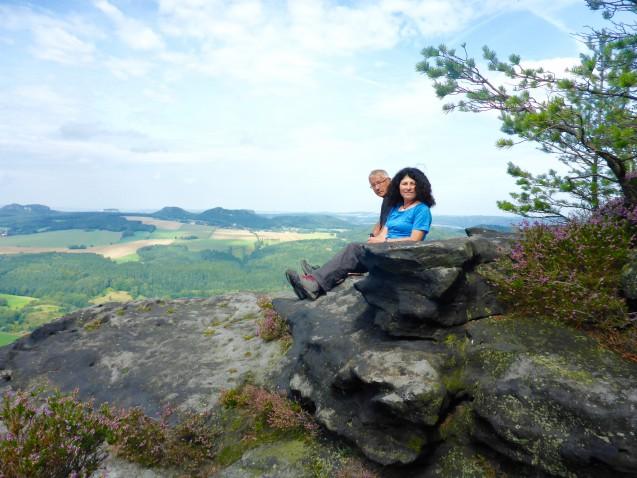 Wandertour Sächsische Schweiz