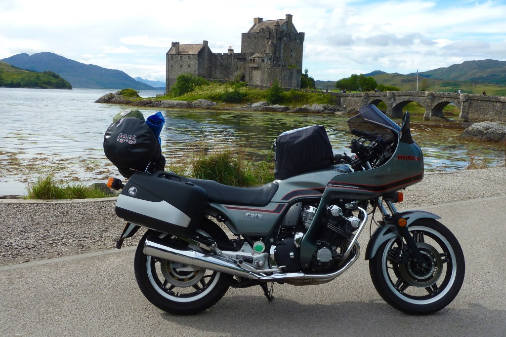 Jahresurlaub 2015 in Irland und Schottland