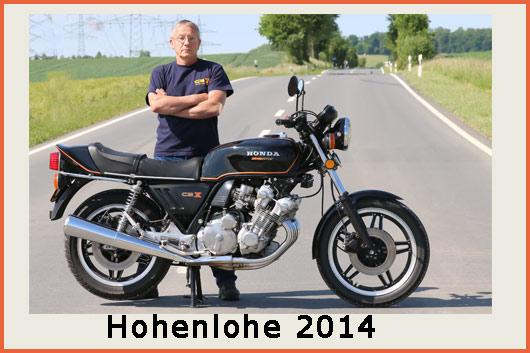 CBX Treffen 2014 in Hohenlohe