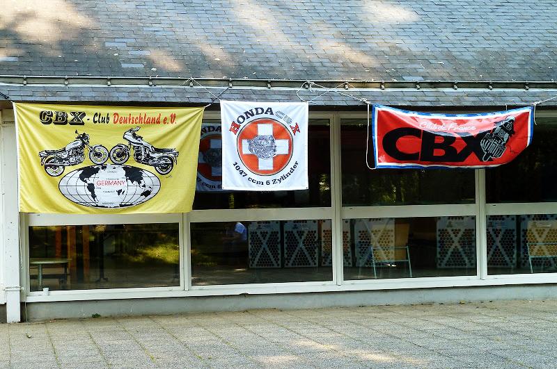 CBX Treffen in Angers 2011