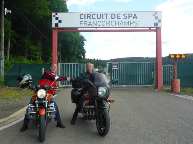 CBX in Spa Francorchamps