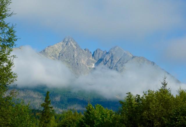 Berge ohne CBX